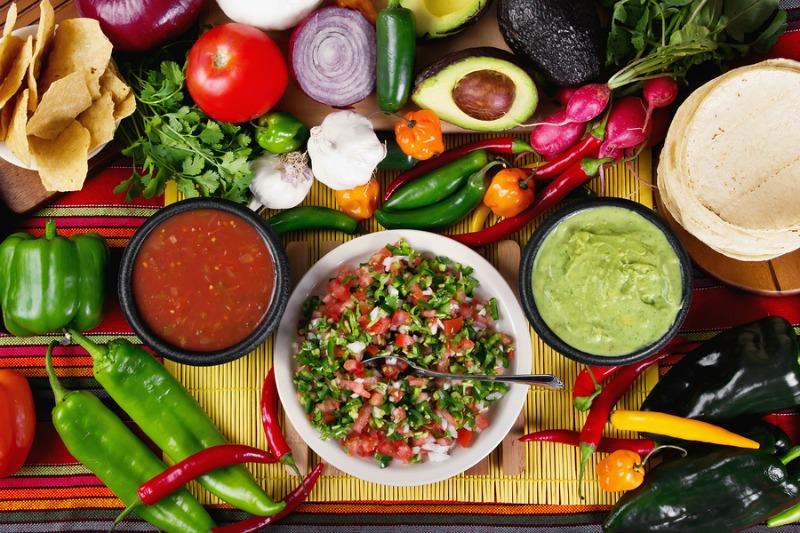 Οδηγός για Μεξικάνικο φαγητό