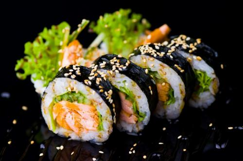 Νέο sushi menu στο Comunale