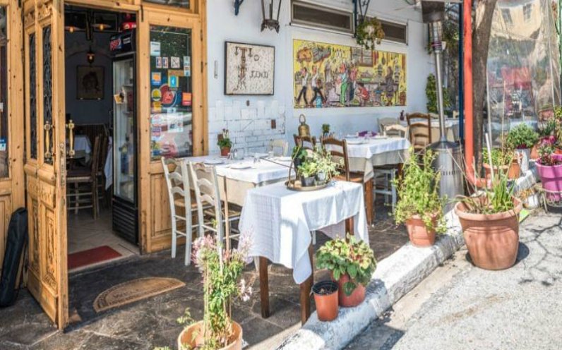 Οικονομικά Μεζεδοπωλεία στη Θεσσαλονίκη