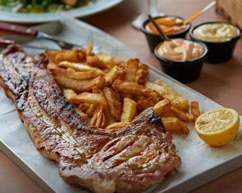 steakhouse στην Αθήνα