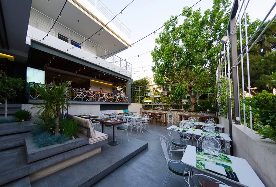 ιταλικά εστιατόρια με κήπο