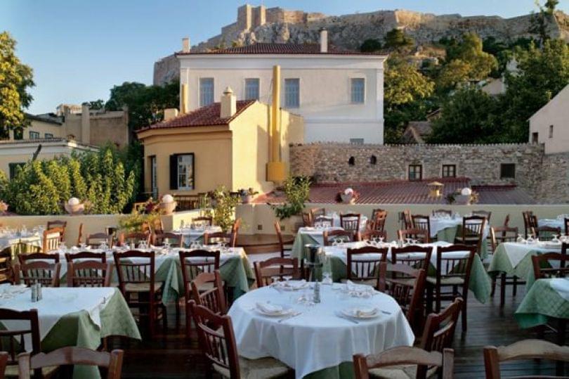 εστιατόρια με θέα