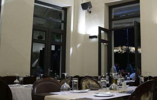 εστιατόρια στο Θησείο
