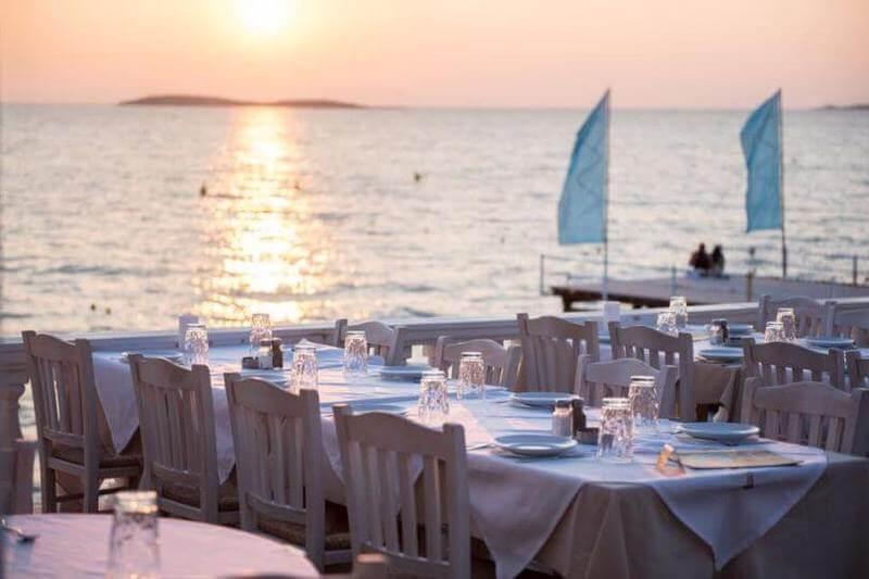 εστιατόρια στην Βουλιαγμένη