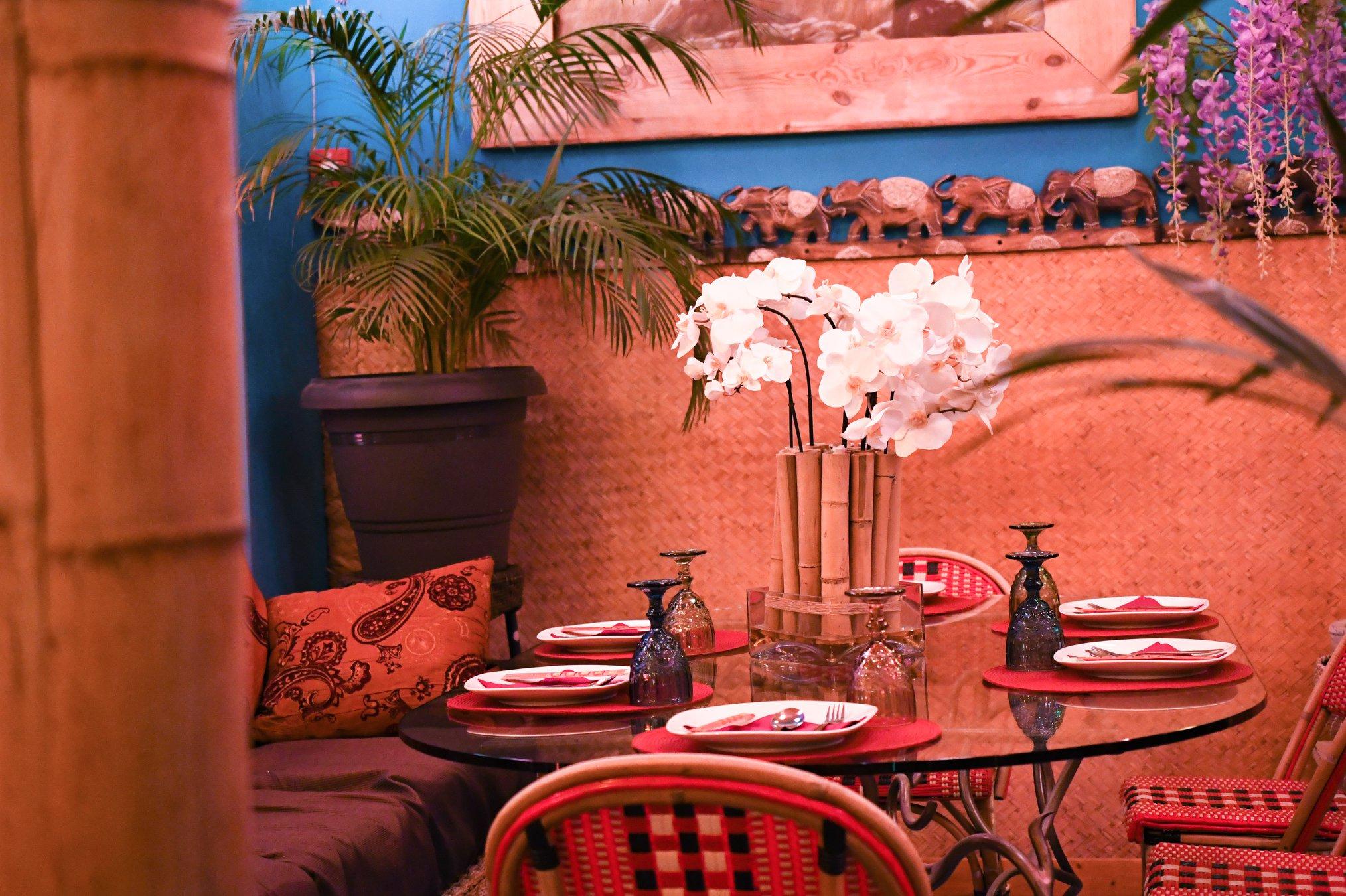 ταϊλανδέζικα εστιατόρια
