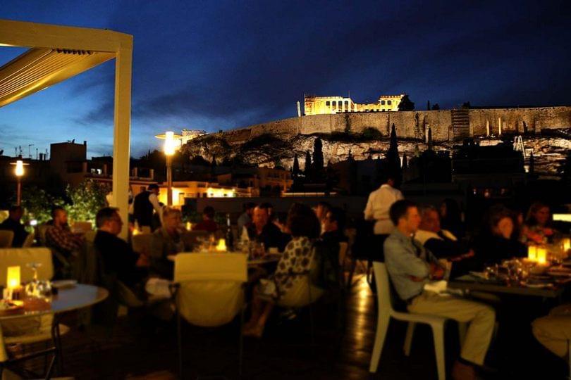 ρομαντικά εστιατόρια