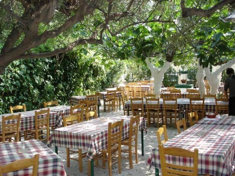 εστιατόρια στην Αγία Παρασκευή