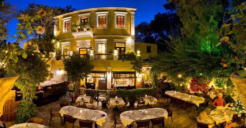 εστιατόρια στη Ρόδο