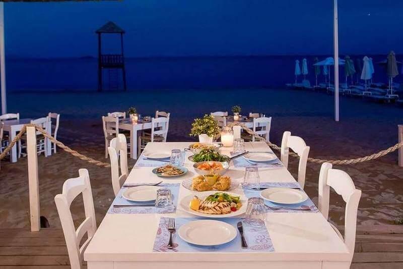εστιατόρια στη Βάρκιζα