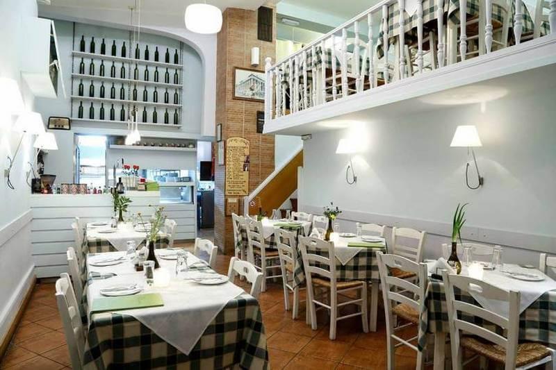 εστιατόρια στη Μακρυγιάννη