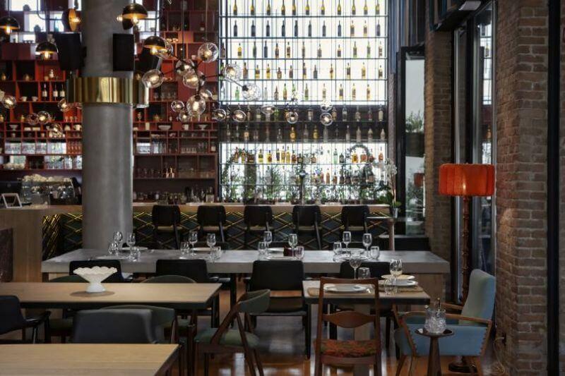 εστιατόρια στα Μελίσσια
